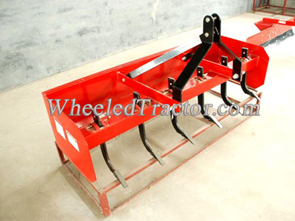 Box Blades with Rippers, Tractor Box Scraper with Shanks/Rippers