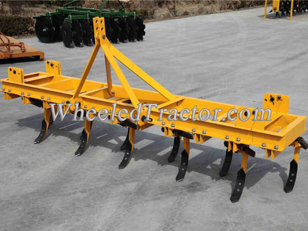 Three Point Plow : Pt cultivator point hitch spring