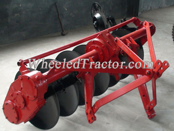 Three Point Plow : Pt drive disk plough point hitch rotary driven disc plow