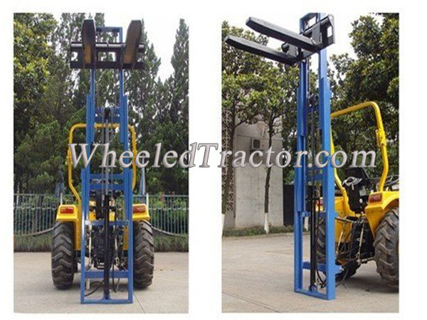 3 Point Hitch Forklift Attachment : Pt forklift tractor point hitch