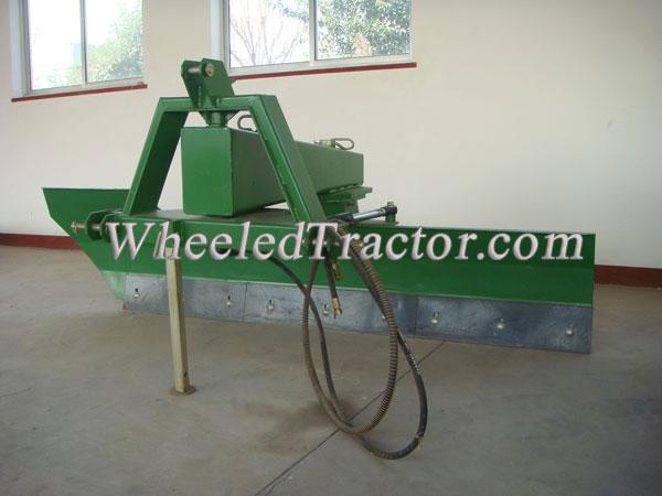 3pt Grader Blade 3 Point Hitch Land Scraper Tractor Rear