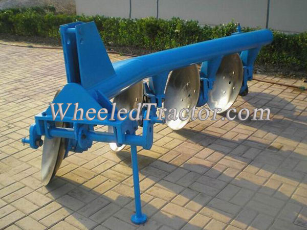 Three Point Plow : Pt pipe disc plough point hitch disk