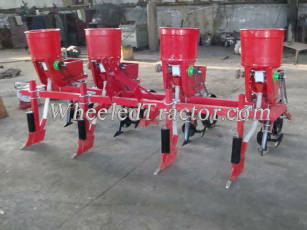 Seeder,Sower, 3-Point Hitch Planter For Maize, Corn, Wheat, Soybean