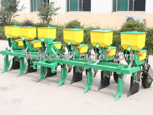 Seeder Sower 3 Point Hitch Planter For Maize Corn Wheat Soybean