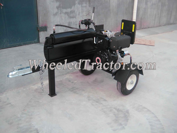 37 Ton Log Splitter