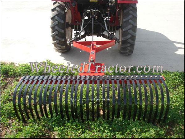Landscaping Rake Bandq : Lr landscape rake tractor point for