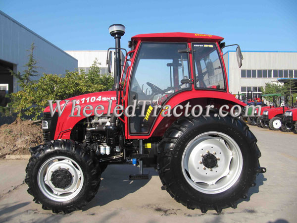 110HP Tractor
