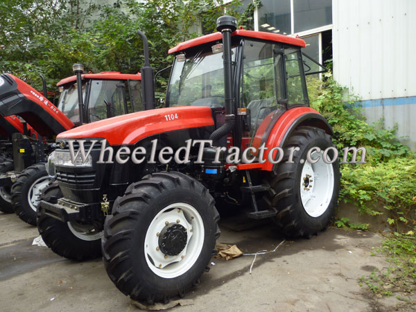 110HP Tractor, 1104 Large Horsepower Farm Tractor
