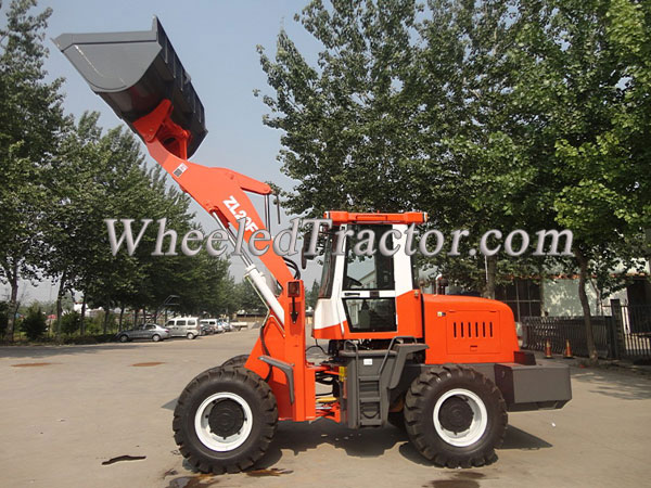 ZL20 Wheel Loader, 2 Ton Hudrostatic Wheel Loader