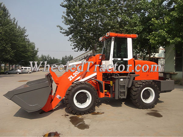 ZL20 Wheel Loader